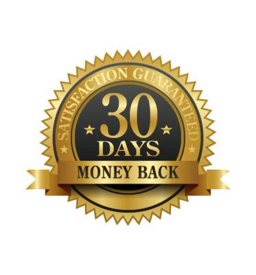 60-days Money back Guarantee